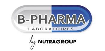 Logo de B-Pharma, fabricant de compléments alimentaires à Chambéry